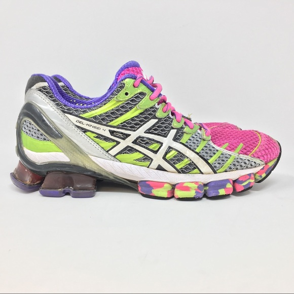 new concept 42f3e 80a22 Asics Shoes - Asics Gel Kinsei 4 Womens 7.5 Running Shoes E44